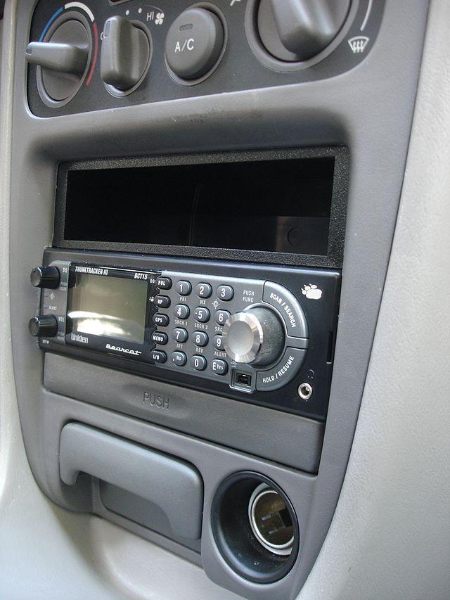 Radio scanner - Wikiwand