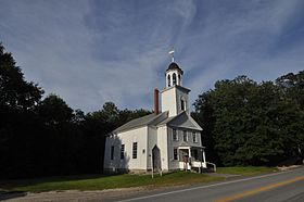 Union Church, also used as town hall, Durham, Maine.jpg