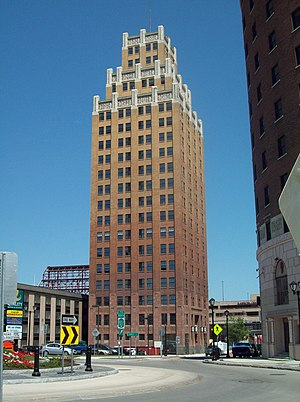 Ellicott Development Co. - United Office Building in Niagara Falls, New York