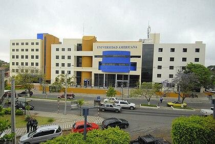 Universidad Americana Paraguay