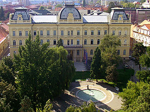 University of Maribor, main building