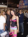 Unknown starlet at AVN Adult Entertainment Expo 2008 (22).jpg