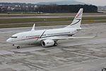 Untitled (Lukoil Avia) Boeing 737-7EM BBJ VP-CLR (23268042191).jpg