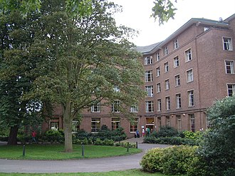Campuses of the University of Nottingham - Nightingale Hall