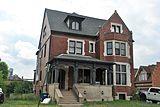 Casa Bernard Ginsburg, Detroit (1898)
