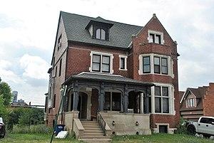 Bernard Ginsburg House - Image: Usa East 2016 492 Bernard Ginsburg House