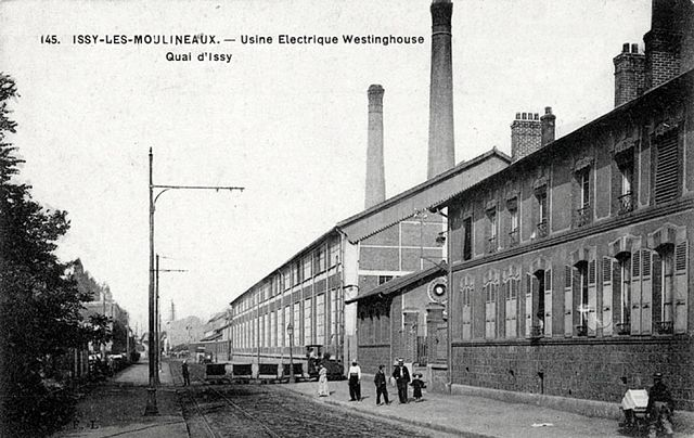 file usine electrique westinghouse quai d 39 issy issy les wikimedia commons. Black Bedroom Furniture Sets. Home Design Ideas