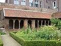 Utrecht Rijksmonument 36353 Mariakerk oostelijke arm kruisgang (1).JPG