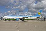 Uzbekistan Airways Boeing 767-300ER Volpati-1.jpg