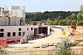Vélodrome de Saint-Quentin-en-Yvelines en construction en septembre 2012 - 7.jpg