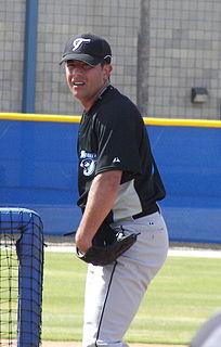 Víctor Zambrano Venezuelan baseball pitcher