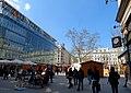 Vörösmarty tér 1, a Dorottya utca felé nézve, 2013 Budapest (456) (13226931655).jpg