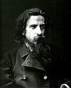 V.S.Solovyov 1890s photo by P.S.Zhukov.jpg