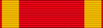 National Order of Vietnam - Image: VPD National Order of Vietnam Knight BAR