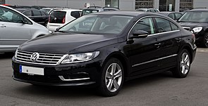 VW CC (Facelift) – Frontansicht, 1. April 2012, Essen.jpg