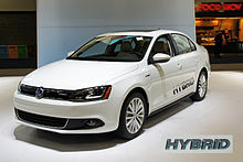 The 2017 Volkswagen Jetta Hybrid Unveiled At North American International Auto Show