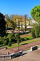 Valence - Esplanade Champ de Mars - View NW on Parc Jouvet.jpg
