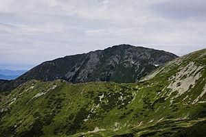 Rodna Mountains - Pietrosul Rodnei Peak (2,303 m)