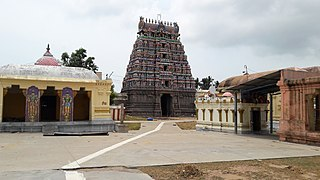 Vedaranyeswarar temple temple in India