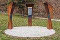 Velden Kirchenstrasse Schubertpark Info-Insel 26032016 1125.jpg