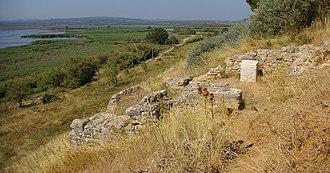 Vendres - Image: Vendres aqueduct