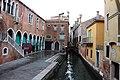 Venezia, rio de le becarie e pescheria.JPG