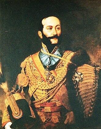 Jean-Baptiste Ventura - Oil painting