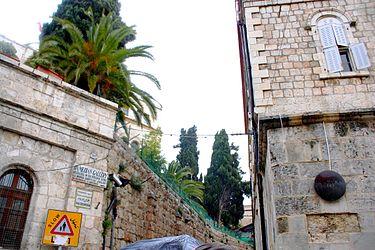 Via Dolorosa III sign 2010 2.jpg