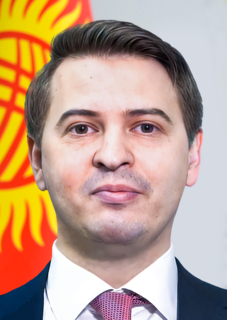 Artem Novikov Kyrgyz politician