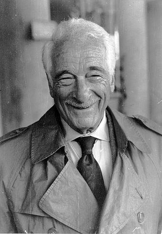 Victor Borge - Borge in 1990