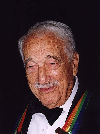Victor Borge - Borge with Kennedy Center Honors