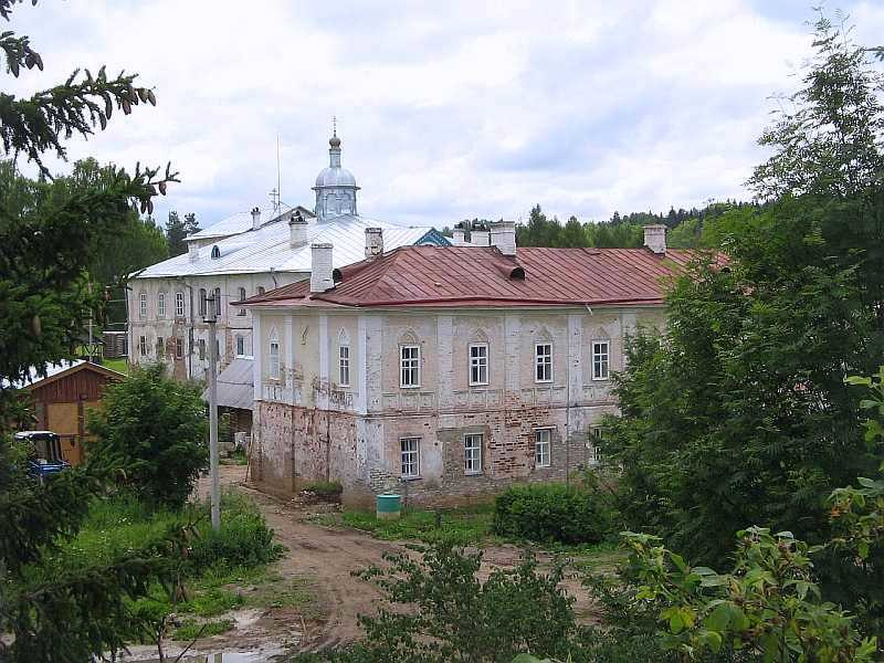 View of Pavlo-Obnorsky monastery in 2008