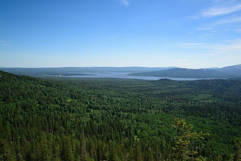 Zyuratkul National Park: Satka District, Chelyabinsk Region