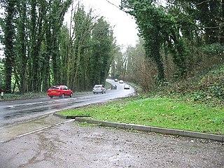 A258 road