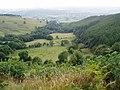 View westward from Moel Gyw - geograph.org.uk - 1587221.jpg