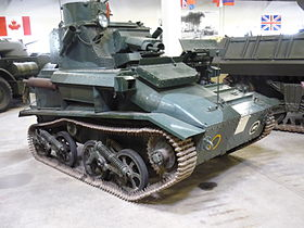Image illustrative de l'article Light tank MK VI