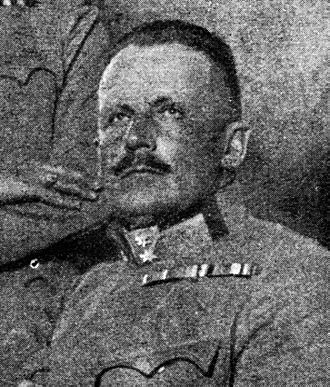 Viktor Weber Edler von Webenau - Viktor Weber Edler von Webenau 1916