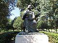 Villa Borghese - Monumento a Nicolaj Gogol - panoramio.jpg