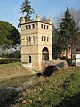 Villa Bottenigo, torre colombara (Chirignago, Venezia) 05.JPG