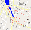 Village of Monroe Historic District map.png