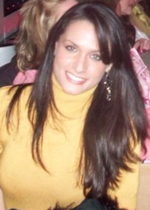Miss Delaware USA - Vincenza Carrieri-Russo, Miss Delaware USA 2008