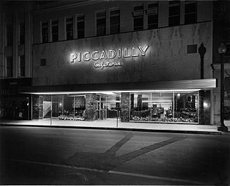 Piccadilly Restaurants - Piccadilly first opened its doors in Baton Rouge, Louisiana in 1944.