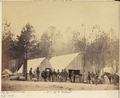 Virginia, Brandy Station, Headquarters of the Army of the Potomac, Commissary Department. - NARA - 533335.tif