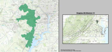 Virginia US Congressional District 11 (since 2013).tif