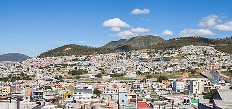 Downtown Pachuca