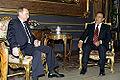 Vladimir Putin in Egypt 26-27 April 2005-2.jpg