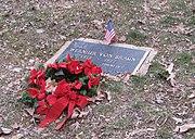 Von Braun Wernher grave