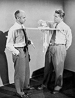 Von Braun and Stuhlinger discuss Disney special