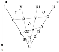 Vowel triangle, intermediate vowels.png