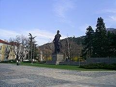 Паметникът на Ботев във Враца